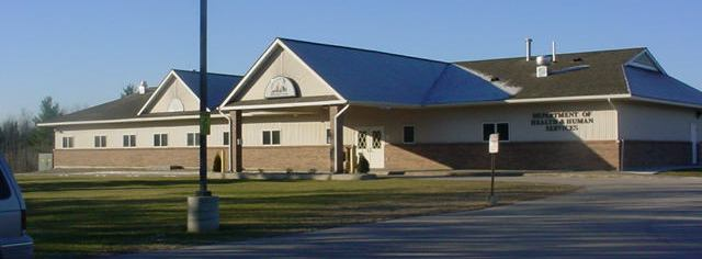 Hannahville Behavioral Health Building